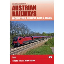 Austrian Railways - 5th Edition