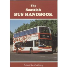 Scottish Bus Handbook - 3rd Edition