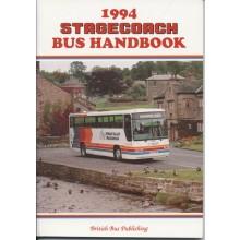 1994 Stagecoach Bus Handbook