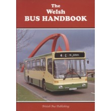 Welsh Bus Handbook - 1st Edition