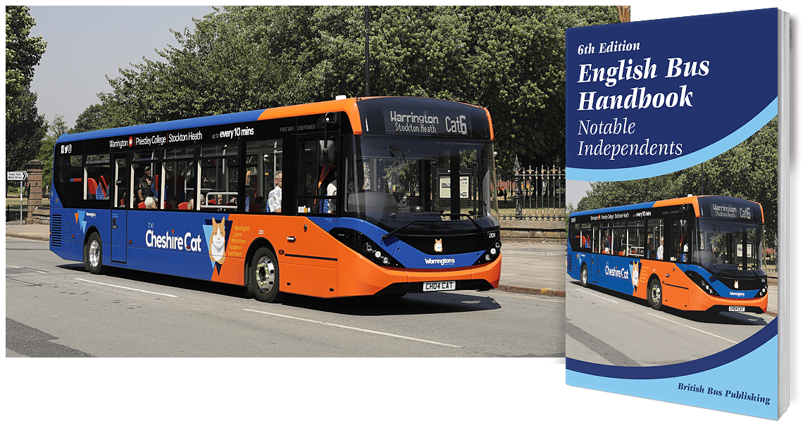 2019 English Bus Notable Independents Handbook - 6th Edition