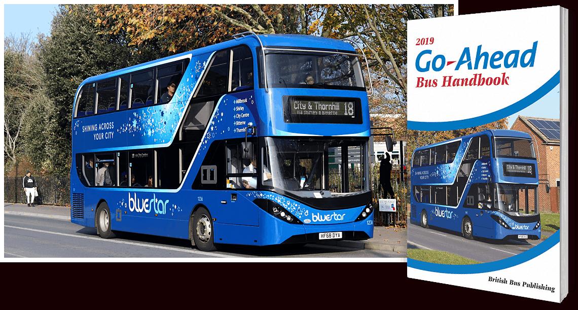 2019 Go-Ahead Bus Handbook