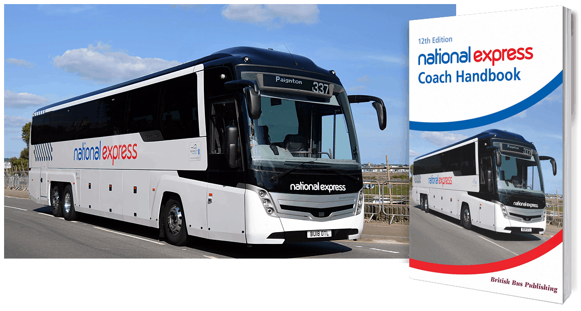 2019 National Express Coach Handbook - 12th Edition