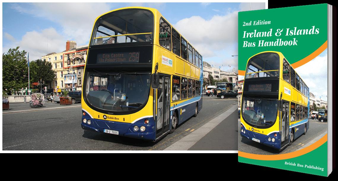 Ireland & Islands Bus Handbook - 2nd Edition