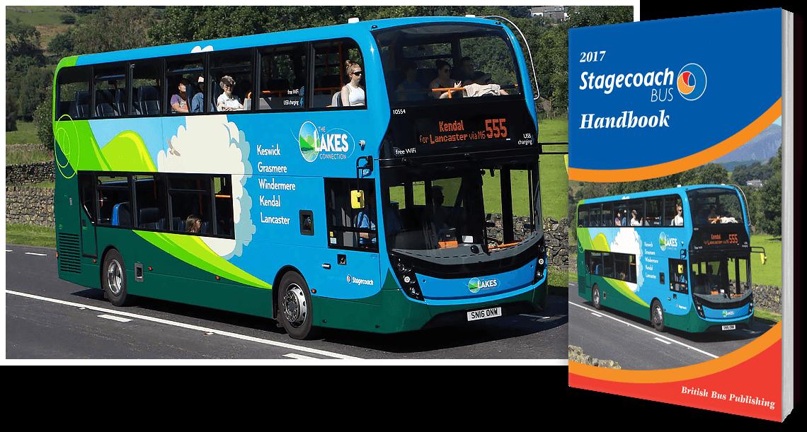 2017 Stagecoach Bus Handbook